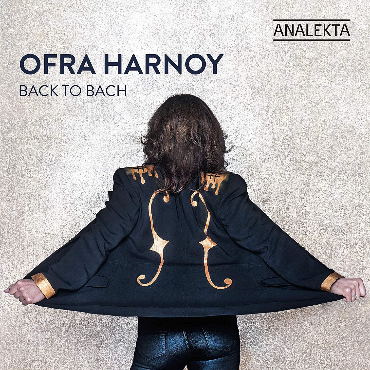 Back to Bach with Ofra Harnoy