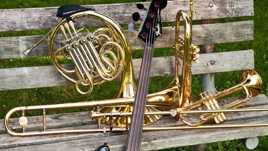 Mike Herriott's instruments