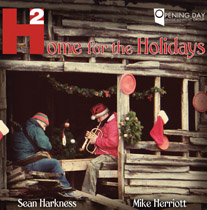 """Home for the Holidays - """"H2"""" Harkness Herriott Duo"""